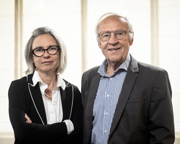 Kristine en Toon Vosters Textiel