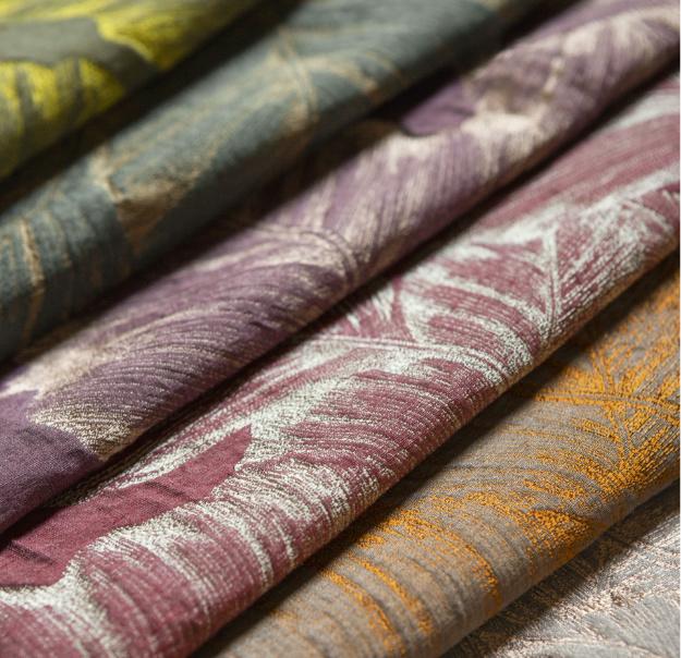 collectie stoffen textiel vosters